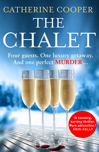 The Chalet, by Catherine Cooper