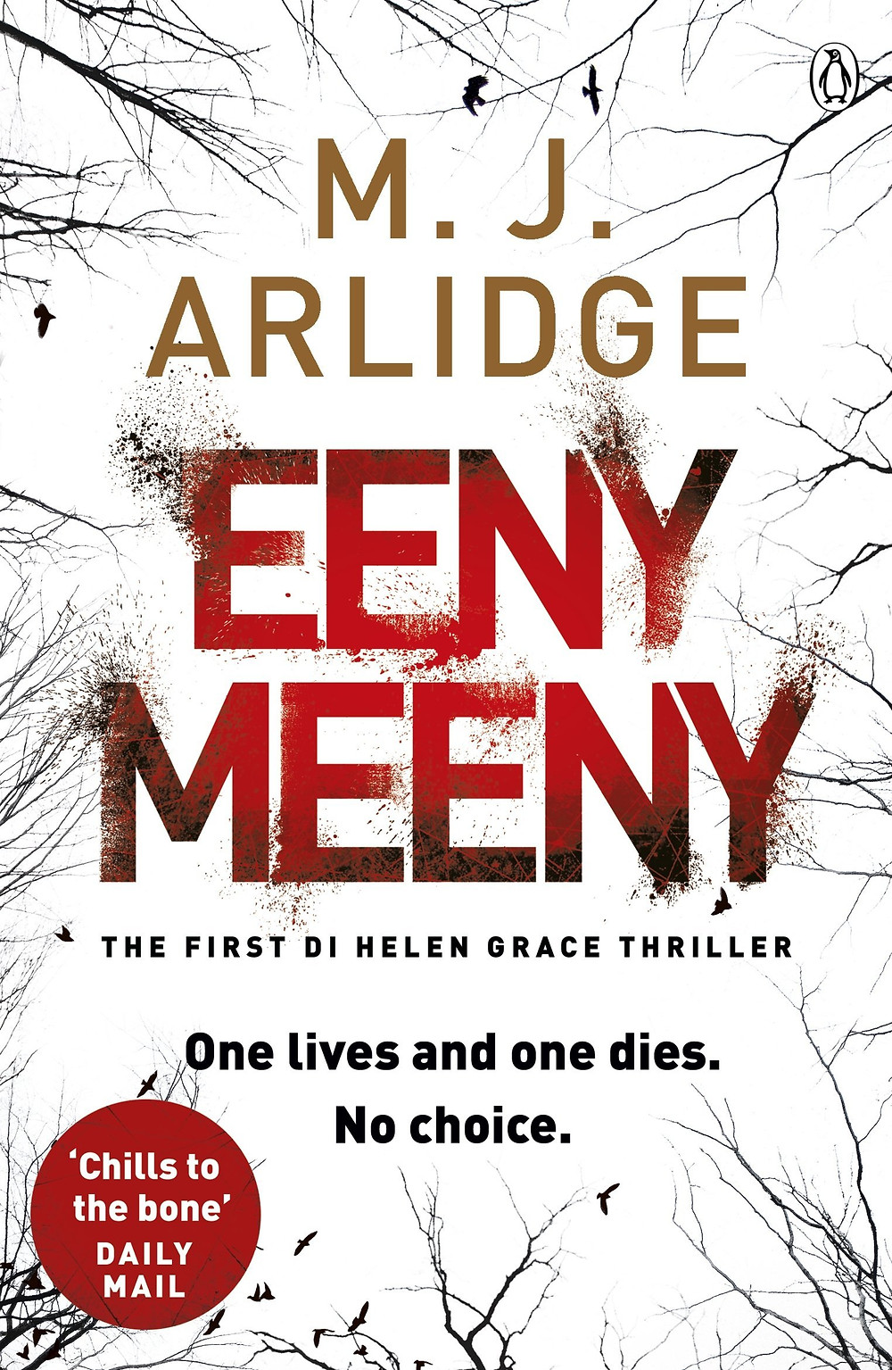 Een Meeny, by M.J. Arlidge. Reviewed by Barbara Copperthwaite