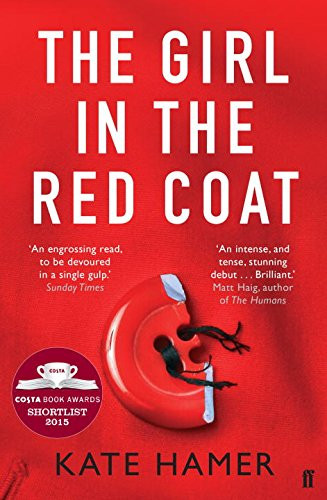 The Girl In The Red Coat, by Kate Hamer. Review by Barbara Copperthwaite