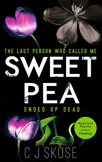 Sweet Pea author C.J. Skuse is interviewed by Barbara Copperthwaite