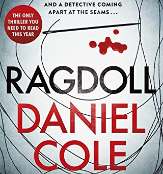 Review: RAGDOLL, Daniel Cole