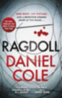 Ragdoll author Daniel Coleis interviewed by Barbara Copperthwaite