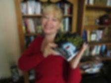 Barbara Copperhwaite, author of Her Last Secret