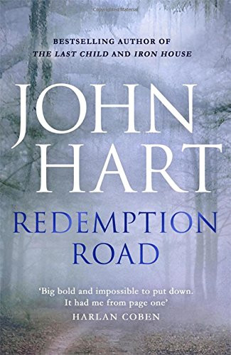 Redemption Road, by John Hart. Review by Barbara Copperthwaite