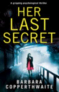 Her Last Secret, by Barbara Copperthwaite
