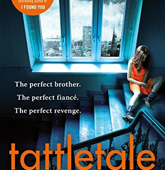 Review: TATTLE TALE, Sarah J Naughton