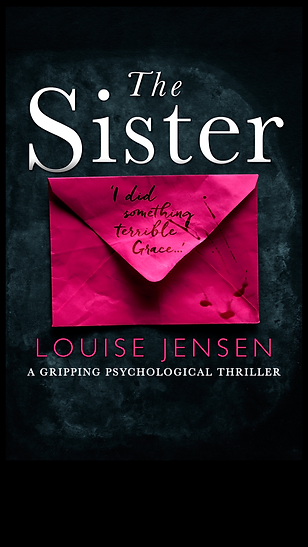 LOUISE JENSEN, author of THE SISTER, is interviewed by Barbara Copperthwaite
