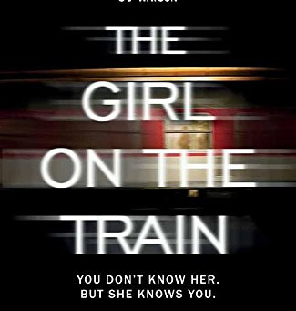 Review: THE GIRL ON THE TRAIN, Paula Hawkins