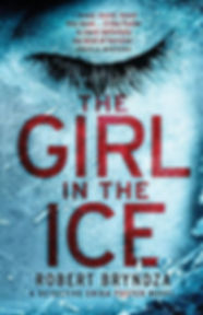 The Girl In The Ice, by Robert Bryndza