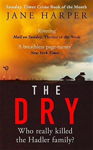 The Dry, by Jane Harper. Review by Barbara Copperthwaite