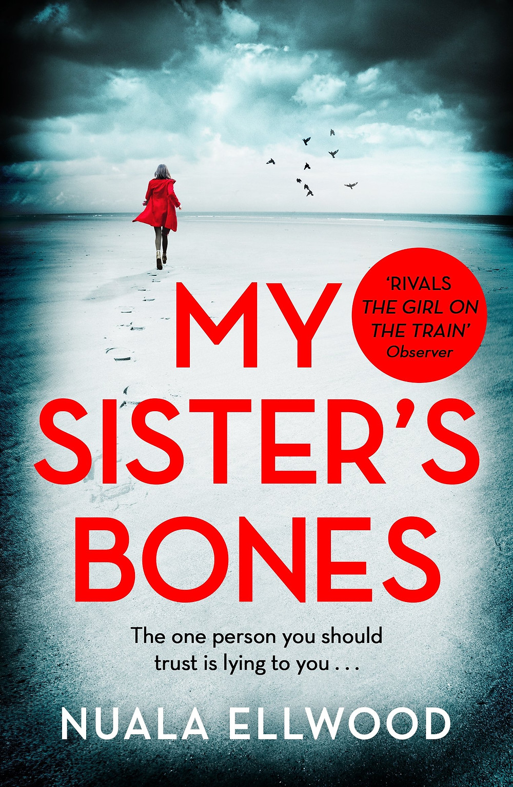 My Sister's Bones, by Nuala Ellwood. Review by Barbara Copperthwaite