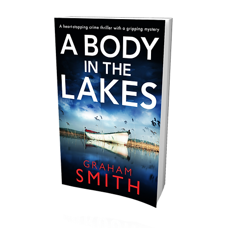 A Body In The Lakes, bestselling book by Graham Smith
