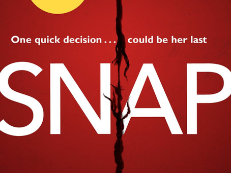 Review: SNAP, Belinda Bauer