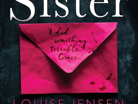 Review: THE SISTER, Louise Jensen