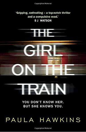 the girl on the train, by Paula Hawkins. Review by Barbara Copperthwaite