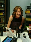 Author Cass Green is interviewed by Barbara Copperthwaite