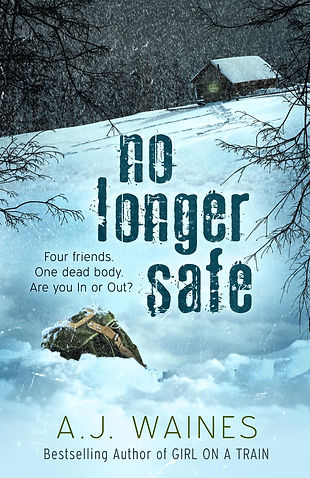 No Longer Safe, A.J. Waines