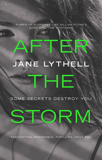 After The Storm, Jane Lythell