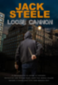 Loose Cannon author JACK STEELE is interviewed by Barbara Copperthwaite