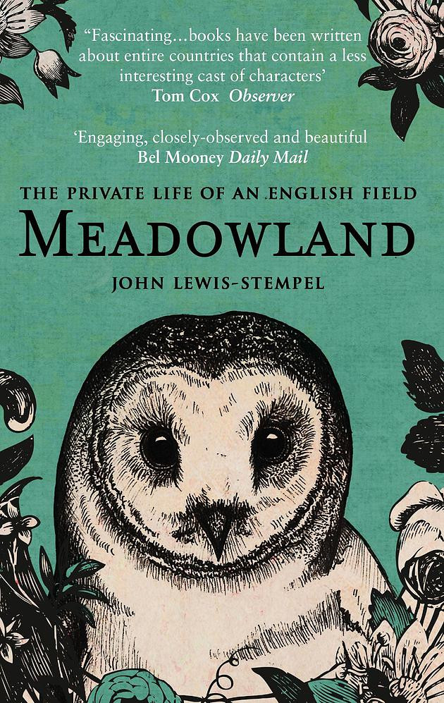 Meadowland, by John Lewis-Stempel. Review by Barbara Copperthwaite