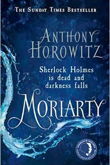 Review: MORIARTY, Anthony Horowitz