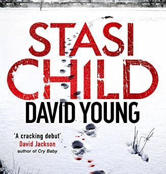 Review: STASI CHILD, David Young