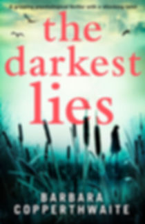 The Darkest Lies, by Barbara Copperthwaite