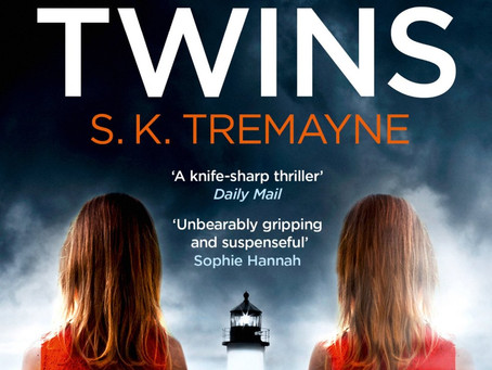 Review: THE ICE TWINS, S.K Tremayne