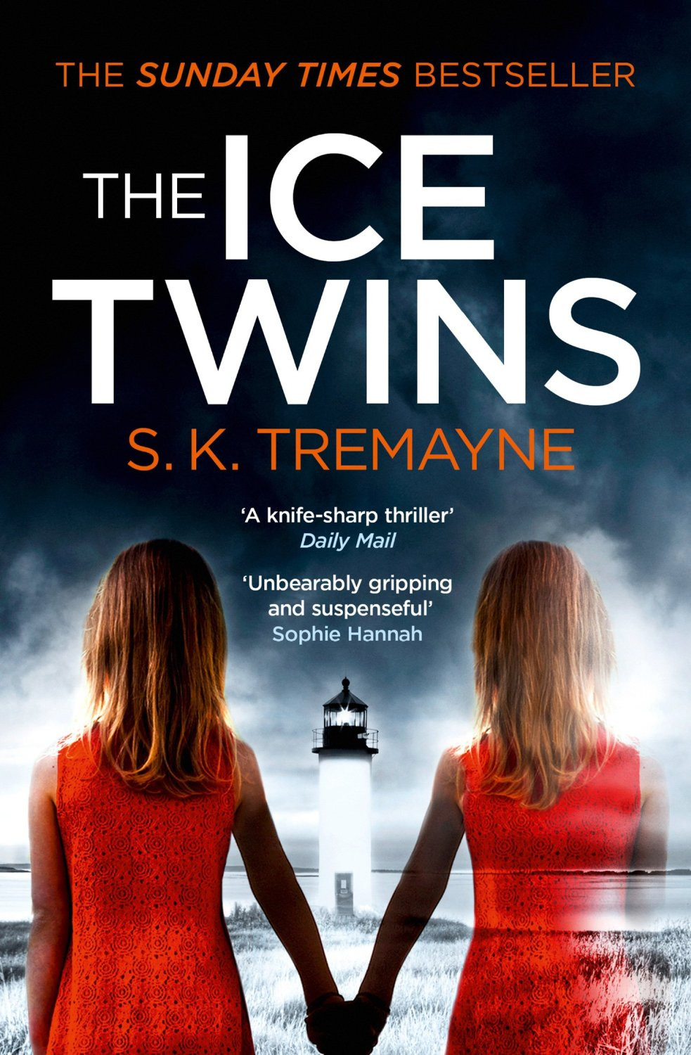 The Ice Twins, SK Tremayne. Review by Barbara Copperthwaite