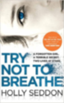 Try Not To Breathe author Holly Seddon is interviewed by Barbara Copperthwaite