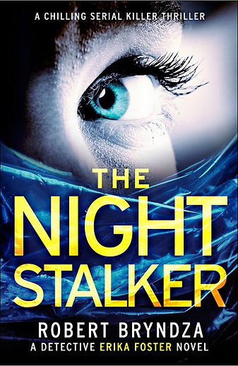 The Night Stalker, by Robert Bryndza