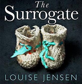 Review: THE SURROGATE, Louise Jensen