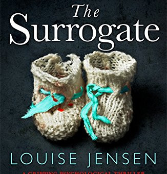 Review: THE SURROGATE, Louise Jensen