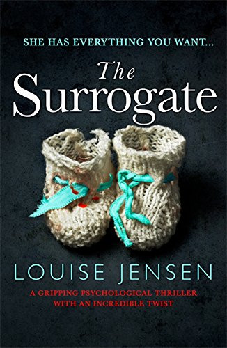 The Surrogate, by Louise Jensen. Review by Barbara Copperthwaite