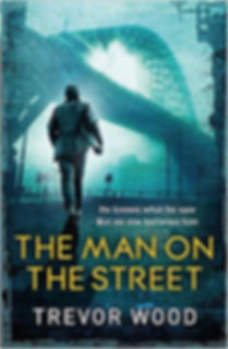 The Man on the Street, by Trevor Wood