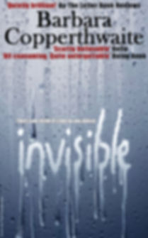 Invisible, best-selling novel by Barbara Copperthwaite