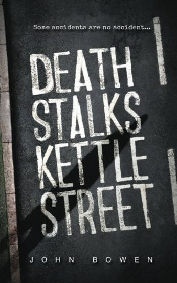 Death Stalks Kettle Street author John Bowen is interviewed by Barbara Copperthwaite
