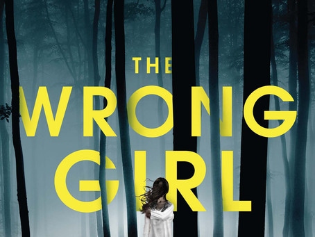Review: THE WRONG GIRL, Laura Wilson