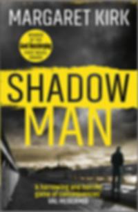Shadow Man, by Margaret Kirk