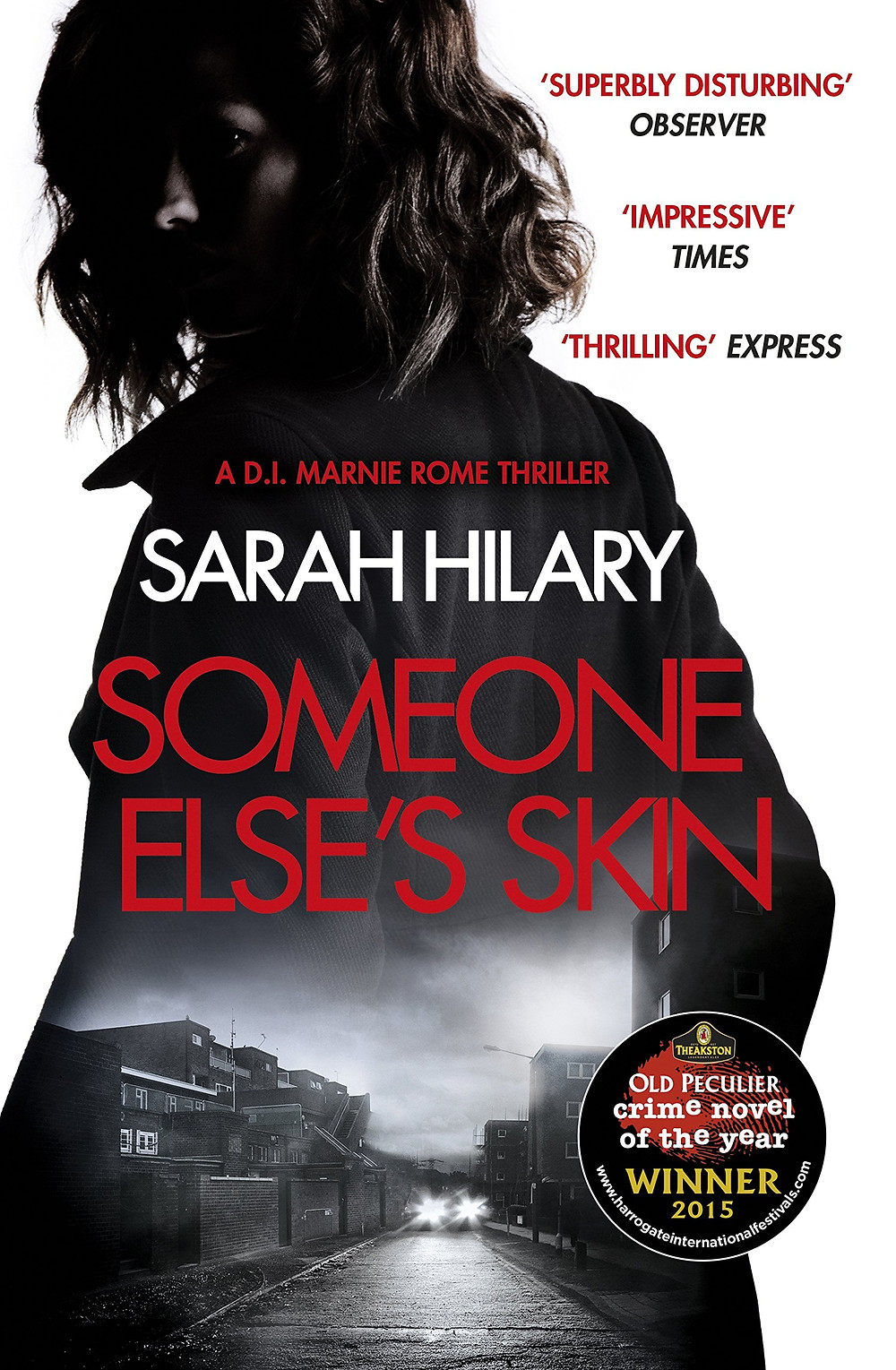 Someone Else's Skin, by Sarah Hilary. Review by Barbara Copperthwaite