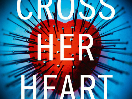Review: CROSS HER HEART, Sarah Pinborough