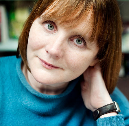 Sarah Hilary is interviewed by Barbara Copperthwaite