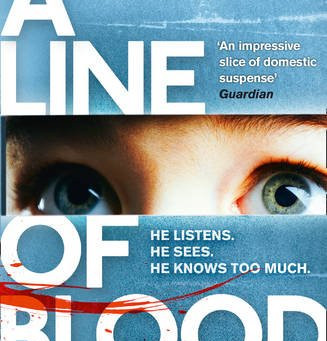 Review: A LINE OF BLOOD, Ben McPherson