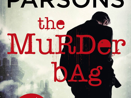 Review: THE MURDER BAG, Tony Parsons