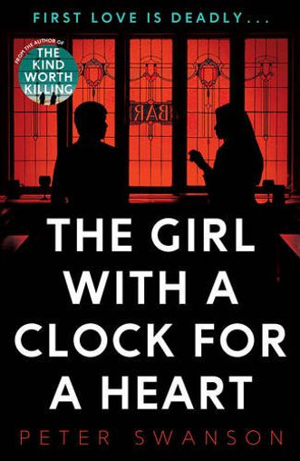 The Girl With A Clock For A Heart author PETER SWANSON is interviewed by Barbara Copperthwaite