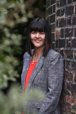 Mel Sherratt is interviewed by Barbara Copperthwaite