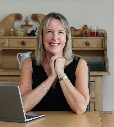 psychological thriller writer Wendy Clarke