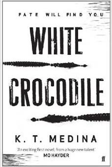 Review: WHITE CROCODILE, K.T. Medina