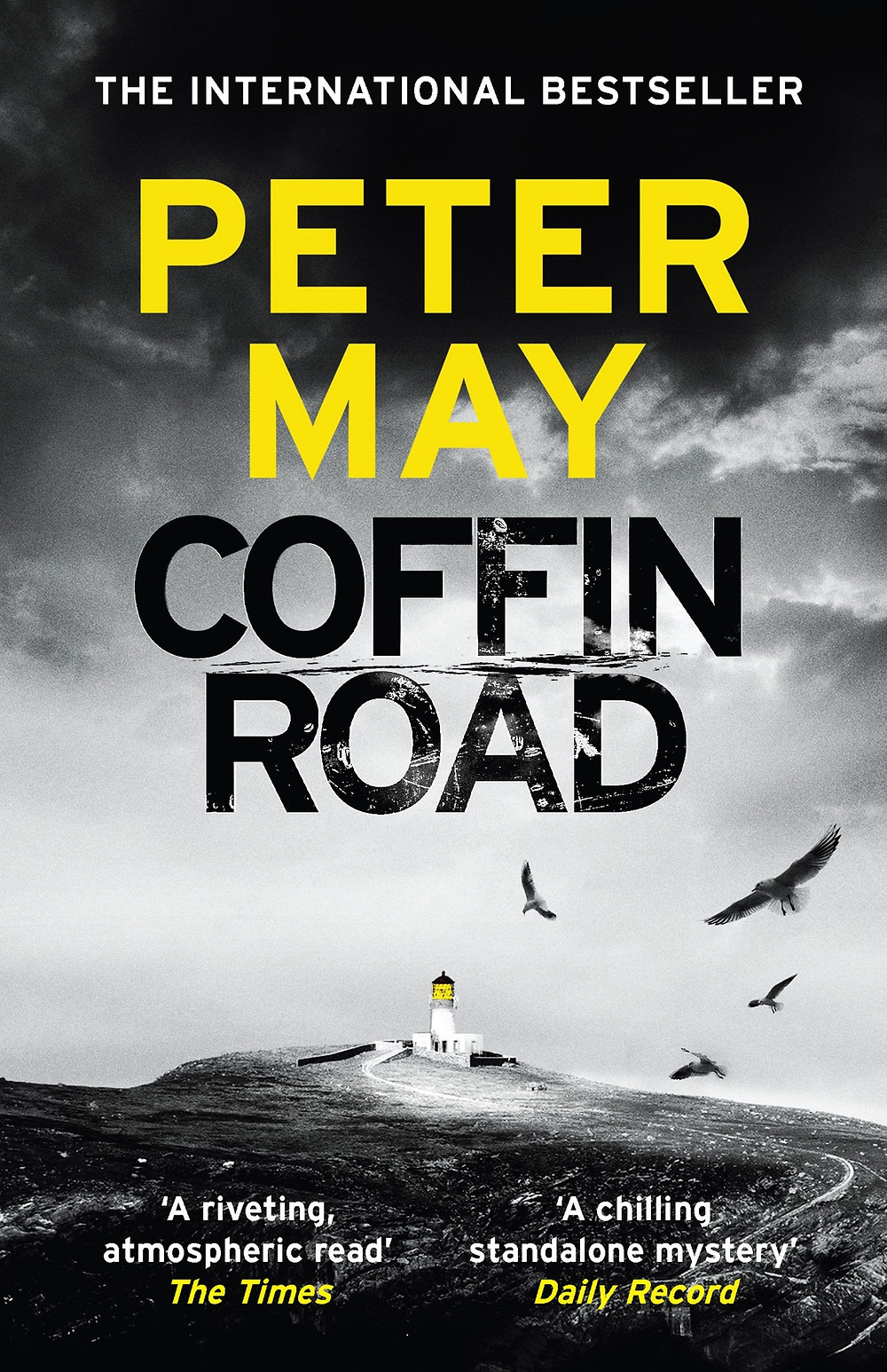 Coffin Road, by Peter May. Review by Barbara Copperthwaite