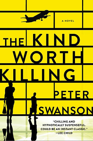 Author Peter Swanson is interviewed by Barbara Copperthwaite